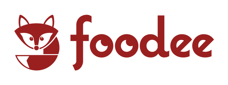 Foodee Red Horizontal